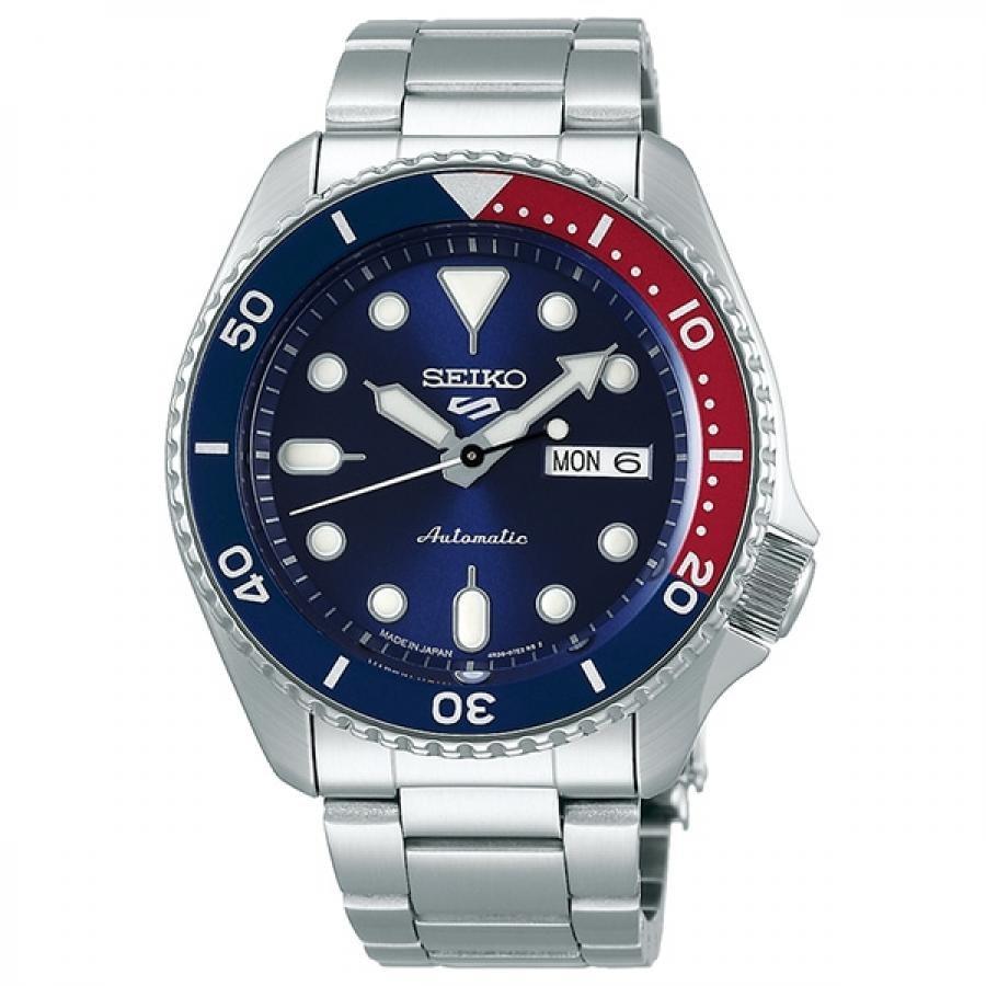 SEIKO 5 SPORTS セイコーファイブ 自動巻 メカニカル 流通限定モデル Sports Style  腕時計  メンズ  SBSA003