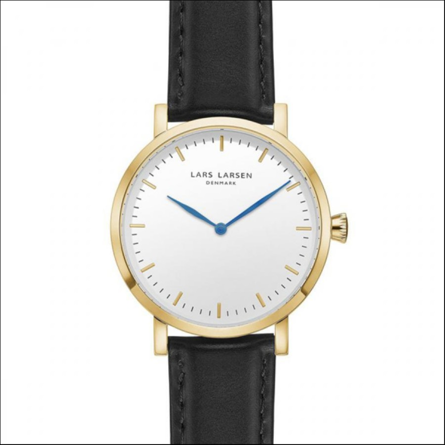 LARS LARSEN ラースラーセン LW44 【国内正規品】 腕時計  LL144GWBLL