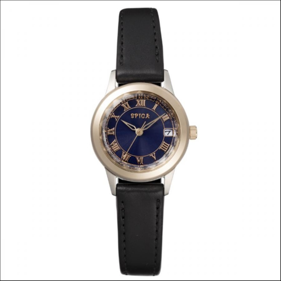SPICA スピカ 電波ソーラー シーズン限定ペアモデル 国内正規品 腕時計 レディース SPI50-RY/NV-LIMI