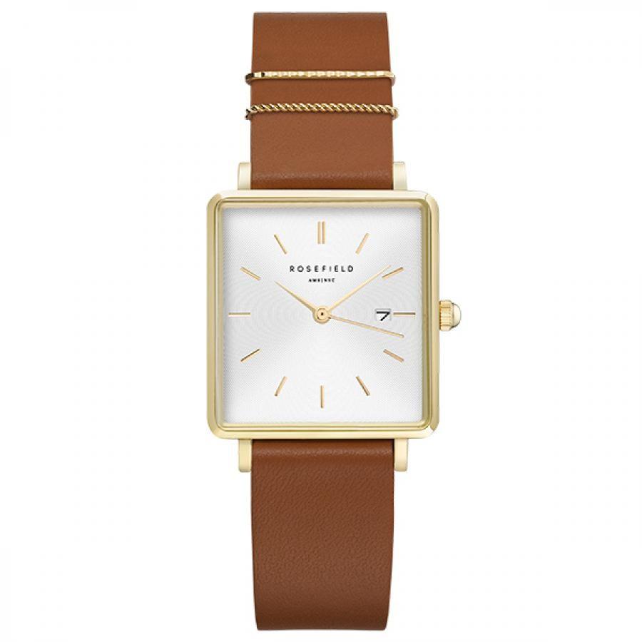 ROSEFIELD ローズフィールド THE Boxy   腕時計 レディス QSCG-Q029