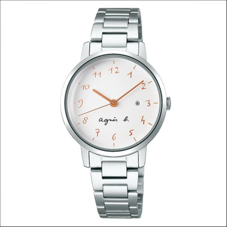 agnes b. アニエスベー Marcello マルチェロ 腕時計 レディース FCSK935