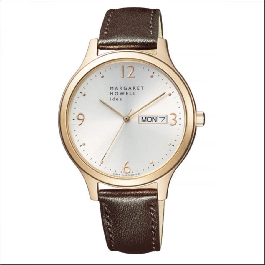 MARGARET HOWELL idea マーガレット・ハウエル アイデア デイデイト ラージ 腕時計 BV5-122-90