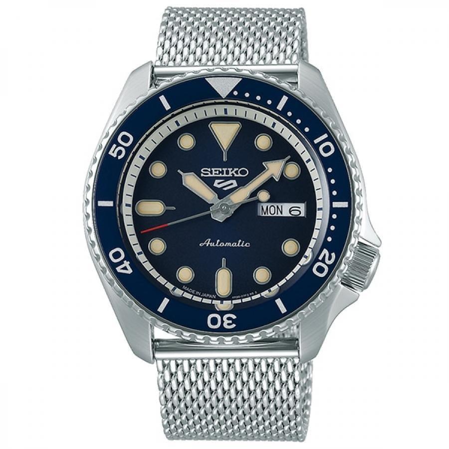SEIKO 5 SPORTS セイコーファイブ 自動巻 メカニカル 流通限定モデル Suits Style  腕時計  メンズ  SBSA015