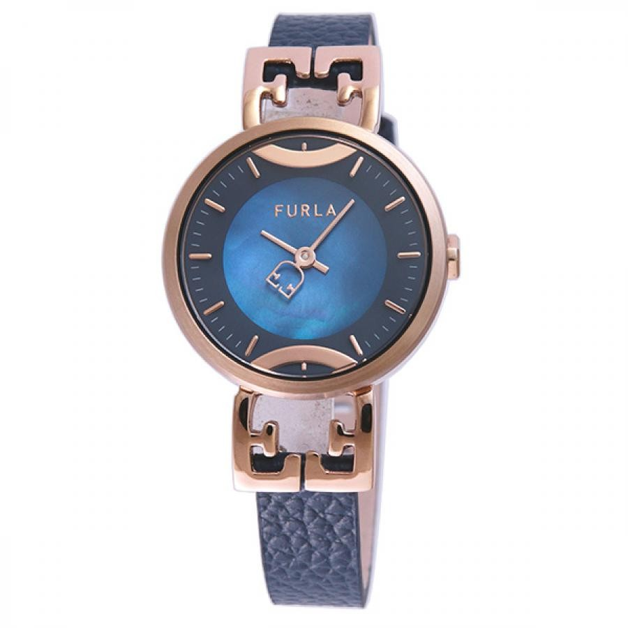 FURLA フルラ CORONA コロナ モノグラム 腕時計 レディス R4253131503