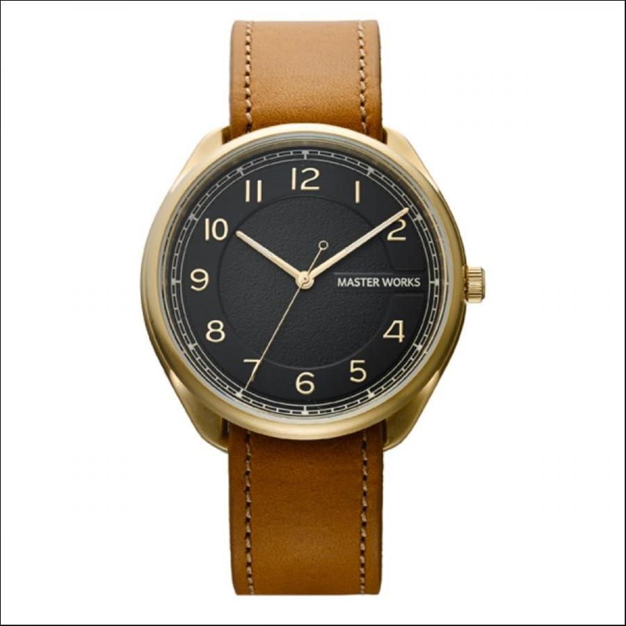MASTER WORKS マスターワークス Quattro 003 クアトロ 腕時計 メンズ MW06YB-ECLBO8