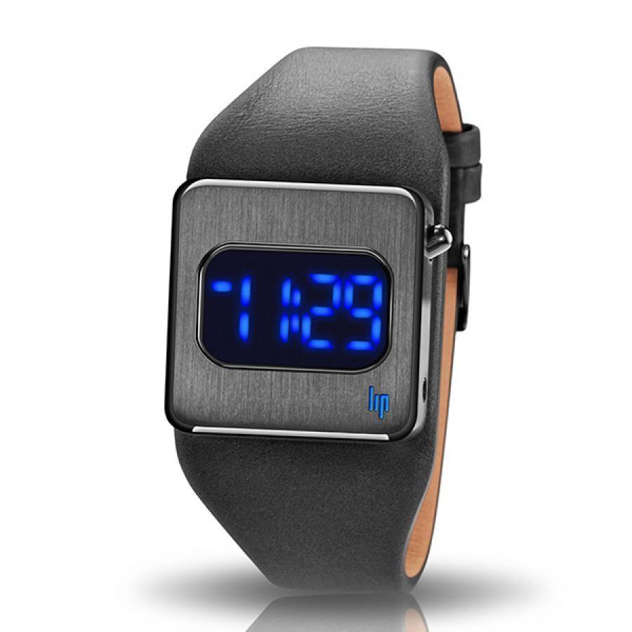 LIP リップ 腕時計 マッハ ダイオード ブラック LP671147