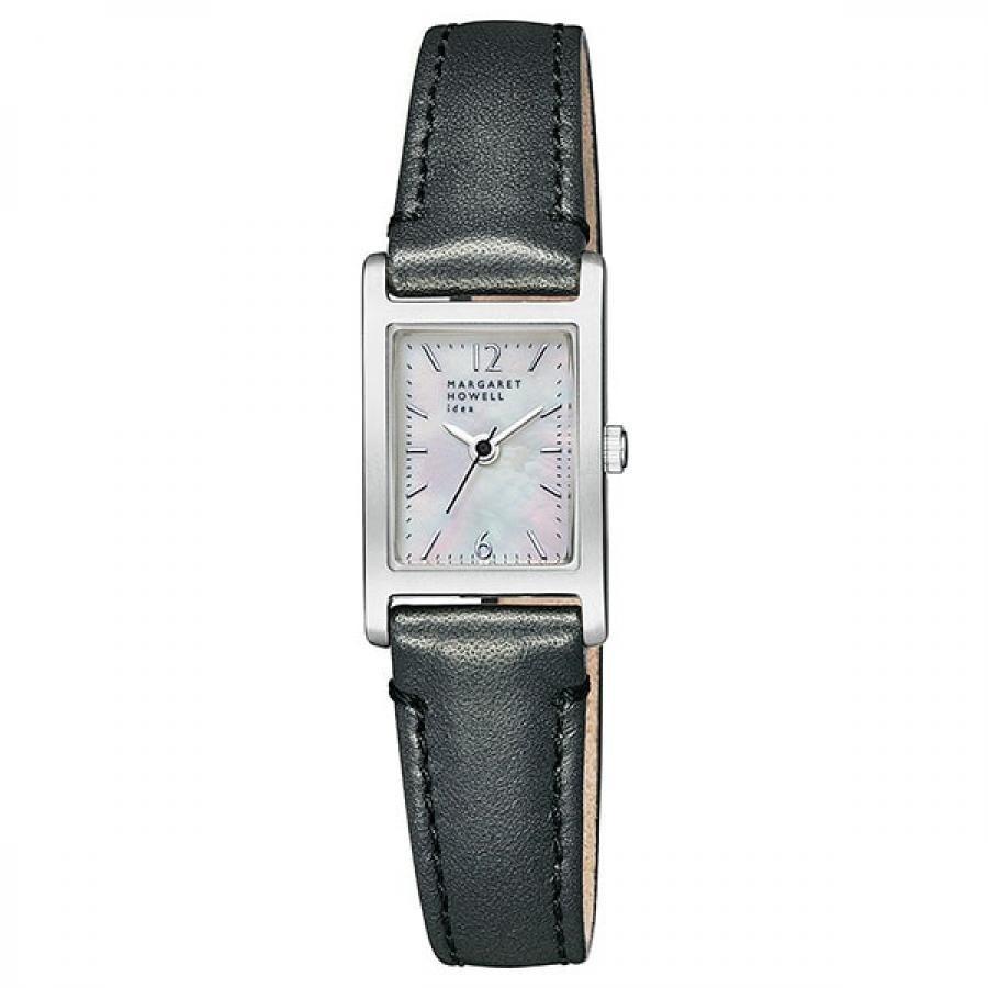 MARGARET HOWELL idea マーガレット・ハウエル アイデア 25周年記念モデル BG2-817-90 レクタンギュラー グレー 腕時計 レディース