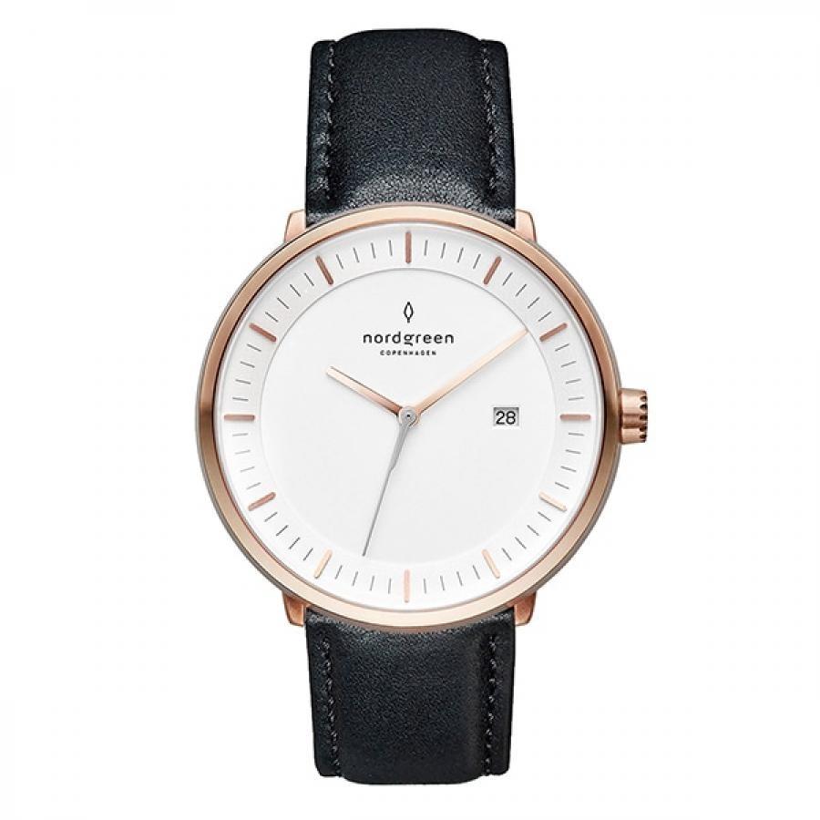nordgreen ノードグリーン Philosopher フィロソフィア PH36RGLEBLXX TiCTAC限定モデル 36mm 腕時計 メンズ レディース