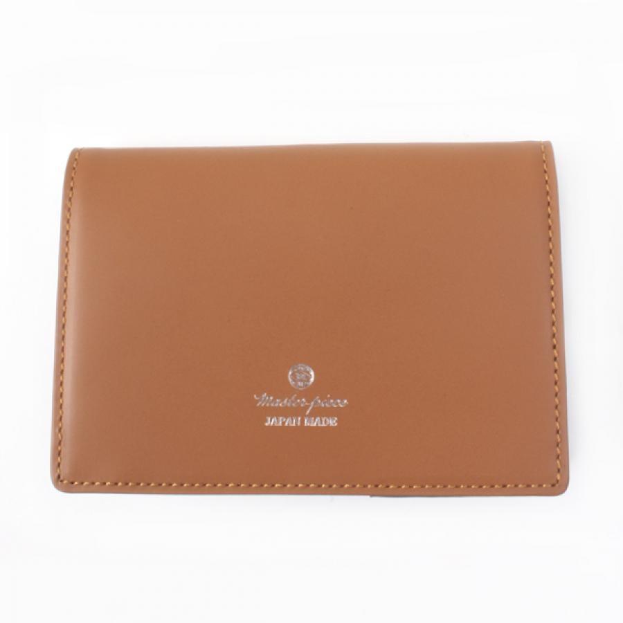 【SALE】master-piece マスターピース コレクターズ別注 noble Cardcase カードケース Camel キャメル 525084-CO