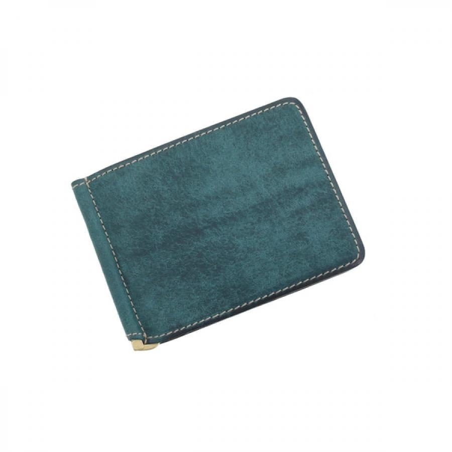 CORBO コルボ SLATE 二つ折 札ばさみ財布 コレクターズ別注 Blue CT-9948