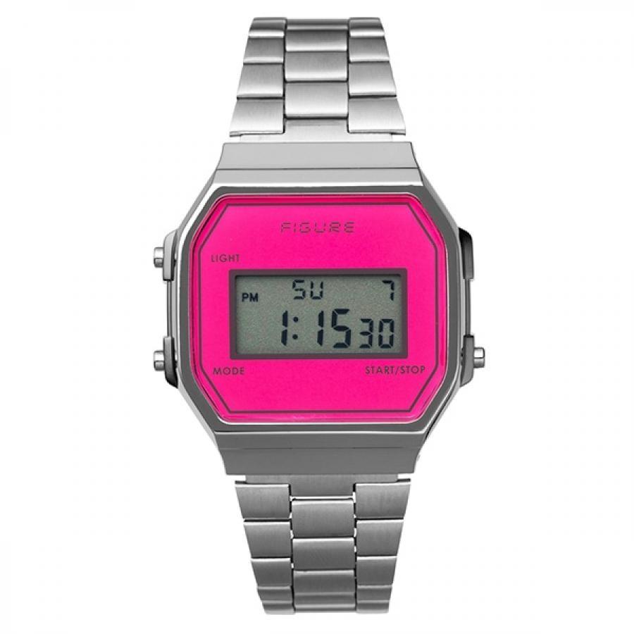Movement in Motion ムーブメント・イン・モーション FIGURE フィギュア Color Digital カラーデジタル MIM-FD-PK ピンク TiCTACオリジナル 腕時計 メンズ レディース