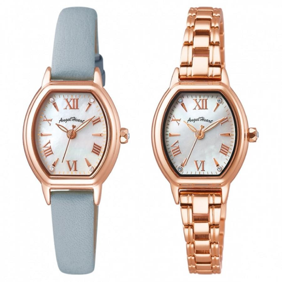Angel Heart エンジェルハート 腕時計 レディス Luxe リュクス ソーラー TiCTAC限定 替えベルト付 LU23PG-TT