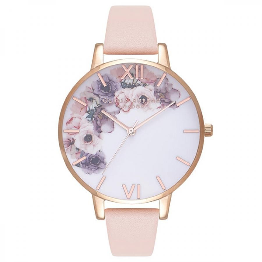 OLIVIA BURTON オリビアバートン ウォーターカラー フローラル 腕時計 OB16PP30
