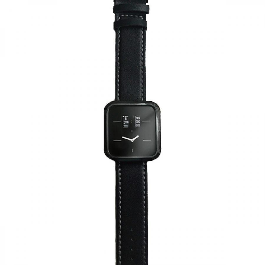 ムーブメント イン モーション アナドラ TiCTACオリジナル 腕時計 メンズ  MIM-DR-BK