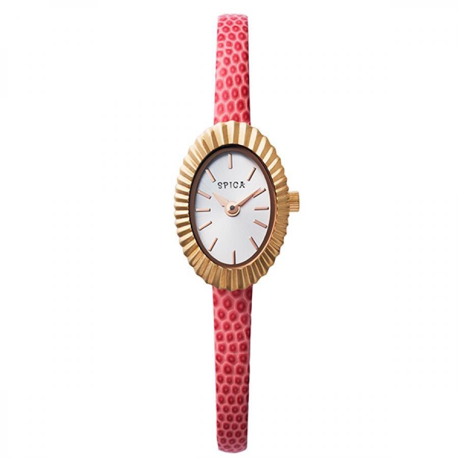 TiCTACオリジナル SPICA スピカ 腕時計 レディス  シェルリング SPI54-RG/PK