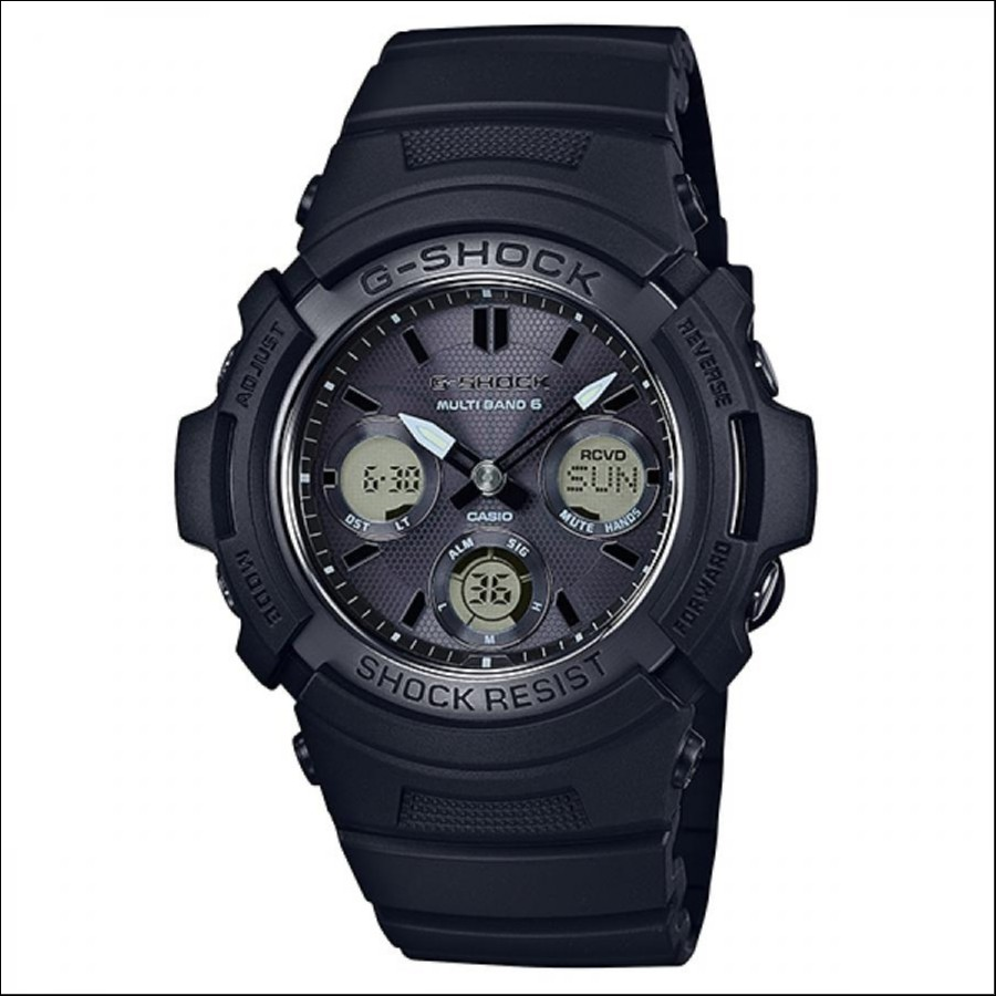 G-SHOCK ジーショック CASIO カシオ BASICモデル 腕時計 AWG-M100SBB-1AJF