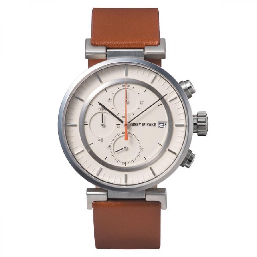 ISSEY MIYAKE イッセイ ミヤケ W ダブリュ SILAY011 TiCTAC別注モデル 和田 智 Satoshi Wada 腕時計 メンズ