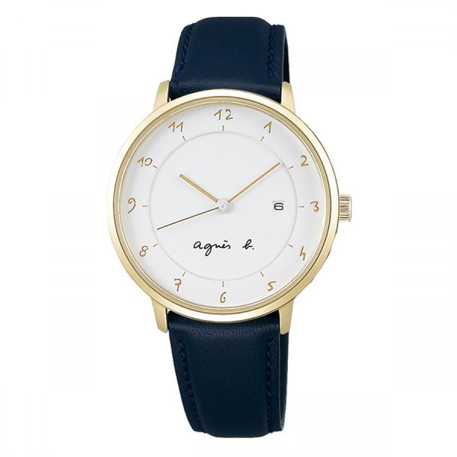 agnes b. アニエスベー Marcello マルチェロ 腕時計 FBSK943