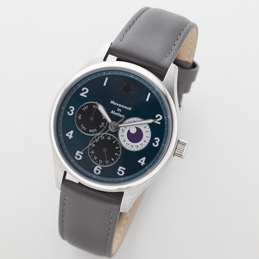 HUNTER×HUNTER Movement In Motion ハンターハンター コラボレーション 腕時計 コルトピモデル MIM-HUNTER/COLHTOPHY
