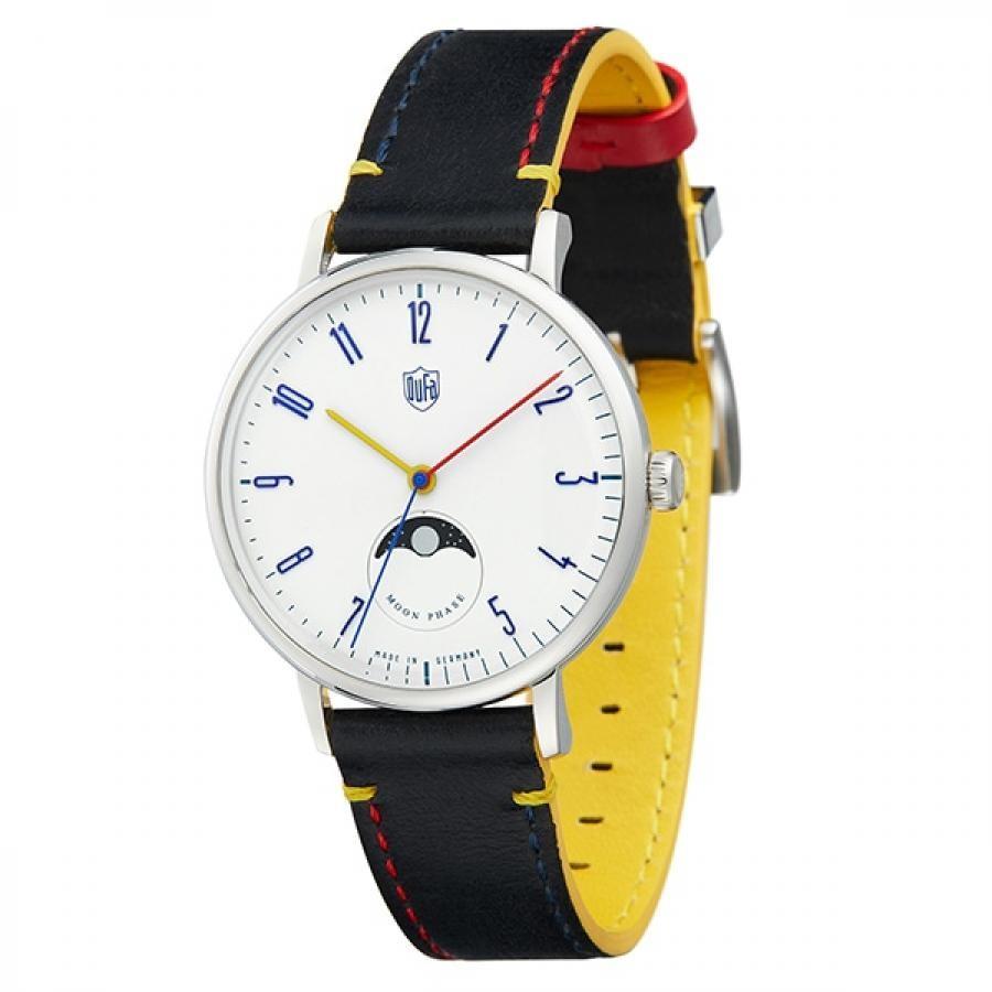 DUFA ドゥッファ Gropius Mond Phase グロピウス・モンド・フェイズ DF-9032-04 TICTAC別注モデル 数量限定 腕時計 メンズ