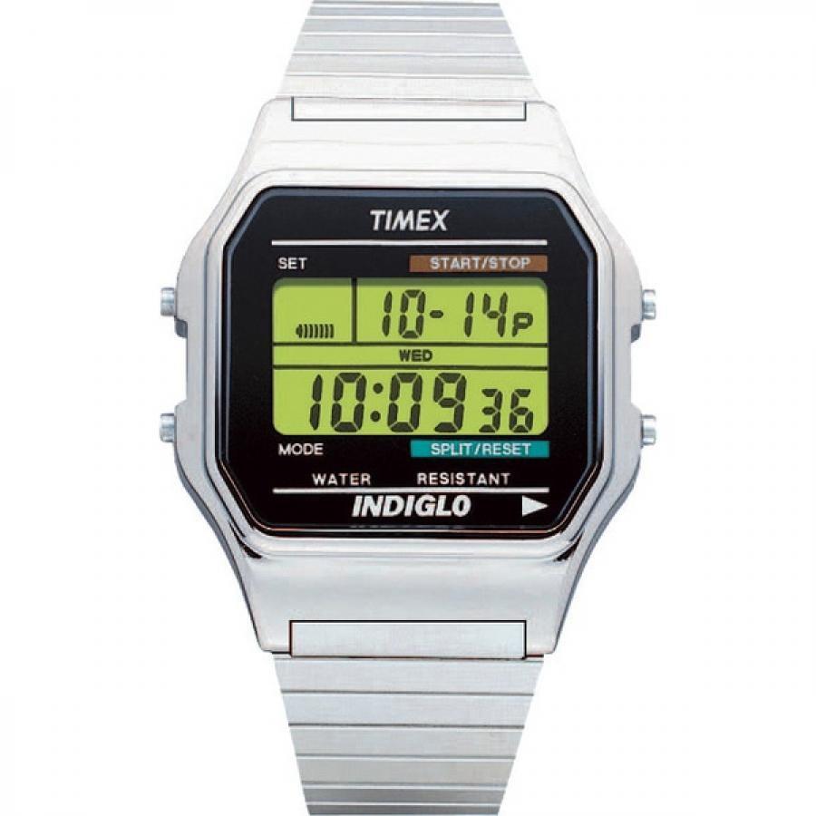 【TIMEX】 Classic digital T78587