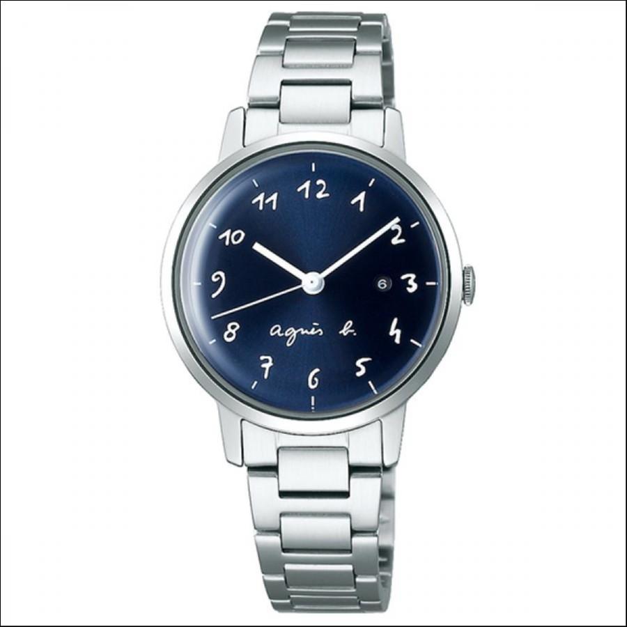 agnes b. アニエスベー Marcello マルチェロ 腕時計 レディース FCSK934