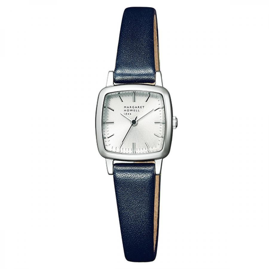 MARGARET HOWELL idea マーガレット・ハウエル アイデア Regular Square Strap 腕時計 レディース BG2-710-10