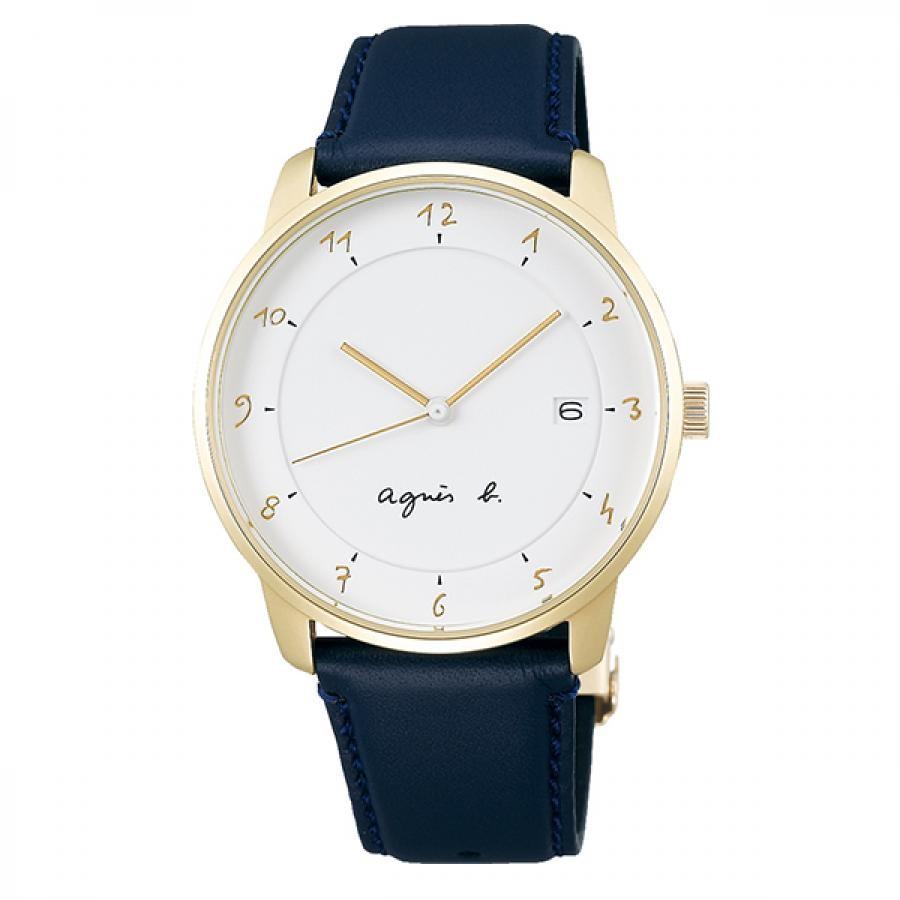 agnes b. アニエスベー Marcello マルチェロ 腕時計 FBRK996