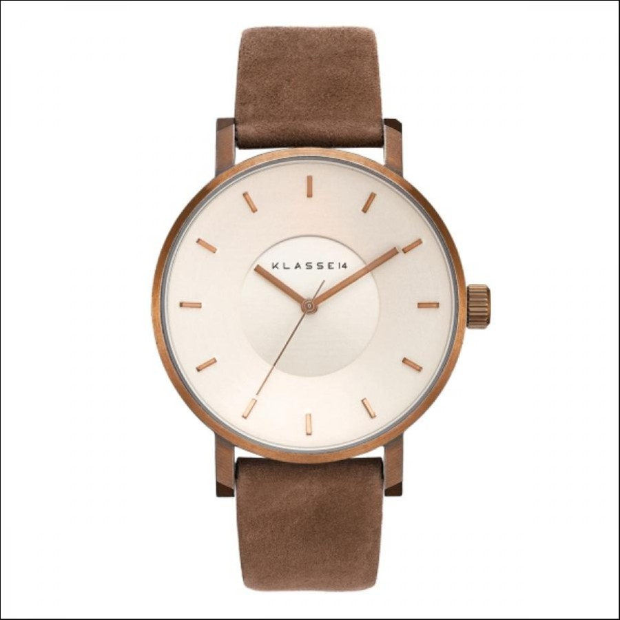 KLASSE14 クラス フォーティーン VINTAGE GOLD BROWN  42ミリ 【国内正規品】 腕時計 VO18VG001M