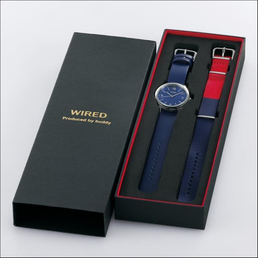 WIRED ワイアード SEIKO セイコー buddyコラボ 500本限定 腕時計 AGAK705