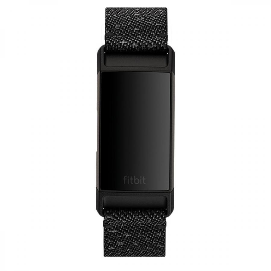 Fitbit フィットビット Charge4 チャージ4 FB417BKGY スペシャルエディション 替えベルト付 フィットネス スマートウォッチ ブラック/グレー 腕時計