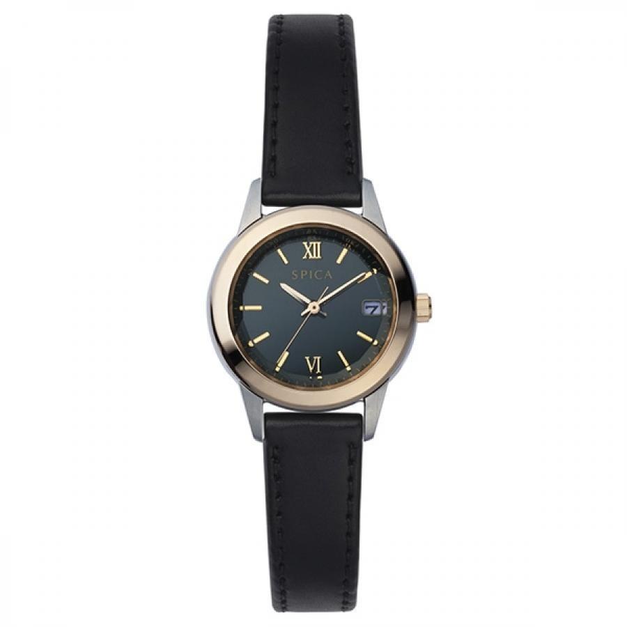 SPICA スピカ TiCTACオリジナル SPI50-YG/GR-LIMI 2020年限定モデル 数量限定 電波ソーラー グリーン 腕時計 レディース