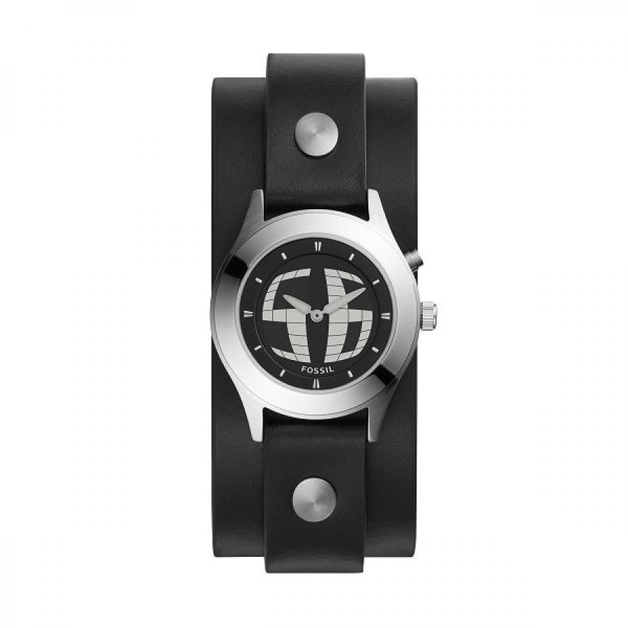 FOSSIL フォッシル BIG TIC ビッグチック 復刻モデル 日本限定 数量限定 ES4936 レザー 32mm 腕時計 レディース