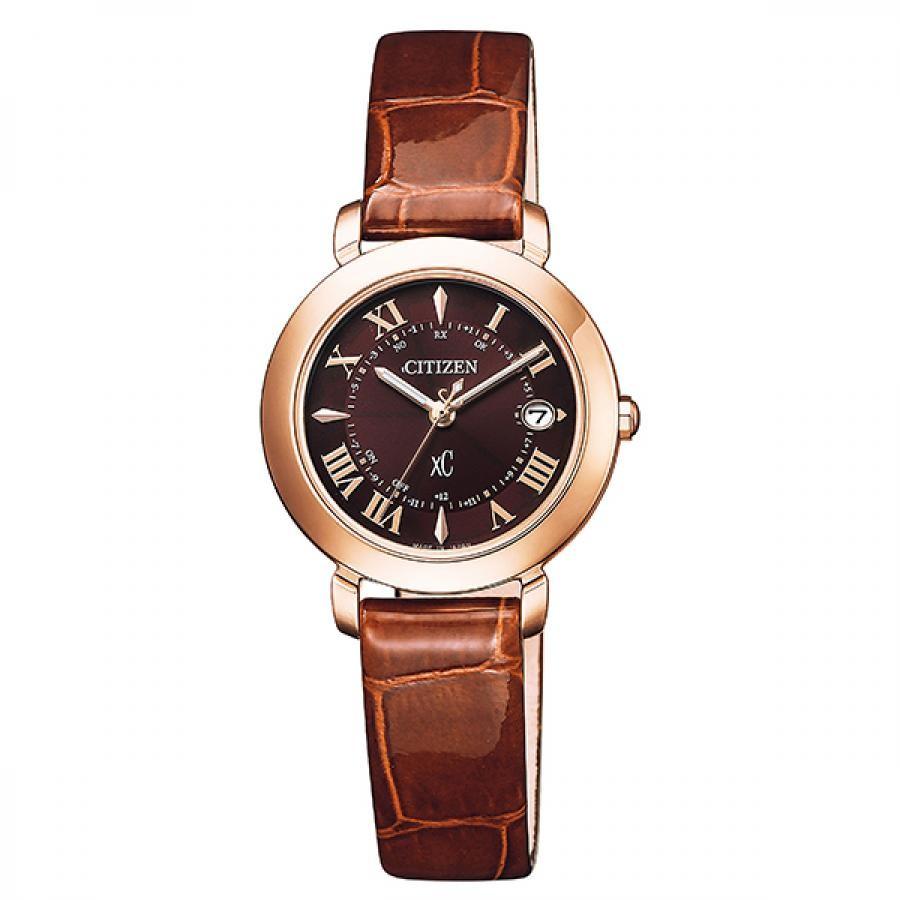 CITIZEN xC クロスシー エコドライブ 電波 ティタニアライン ハッピーフライト hikari collection 腕時計 レディス ES9442-04W