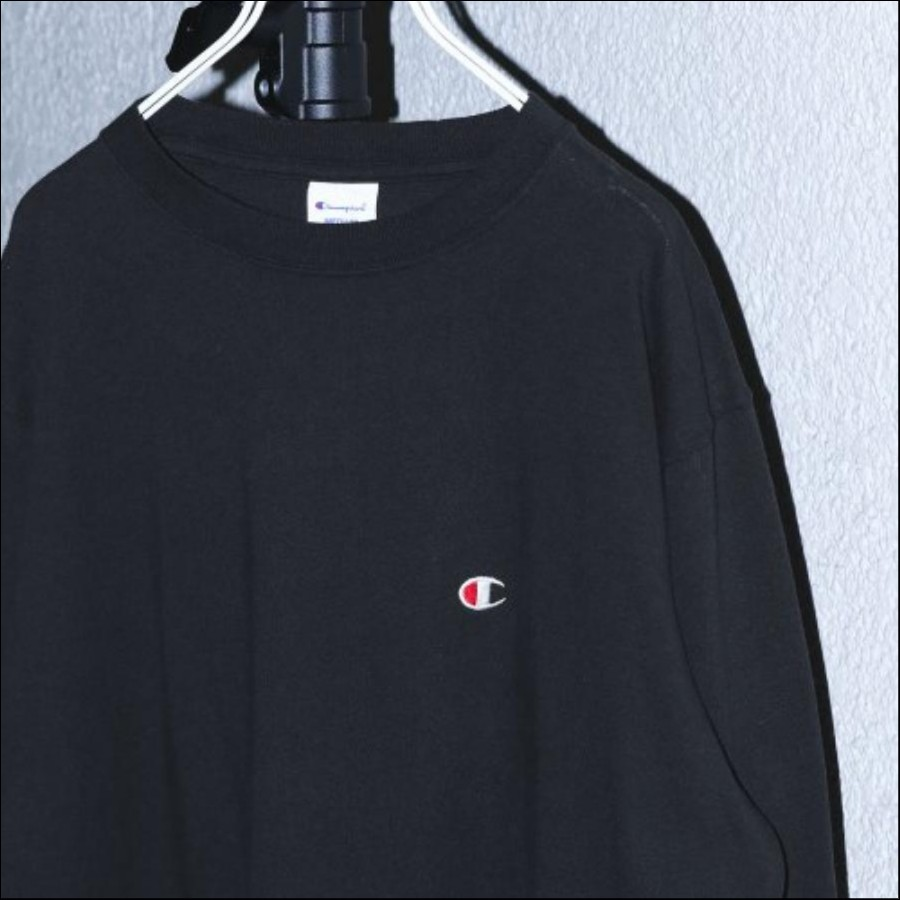 Champion×DOORS 別注ロングスリーブTシャツ