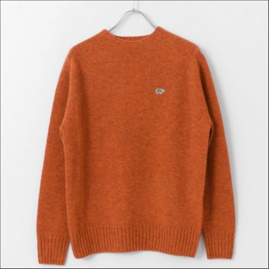 Scye×DOORS 15th別注 WGクルーネックセーター