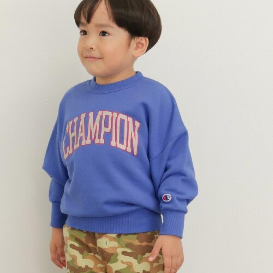 Champion×DOORS ロゴスウェット(KIDS)