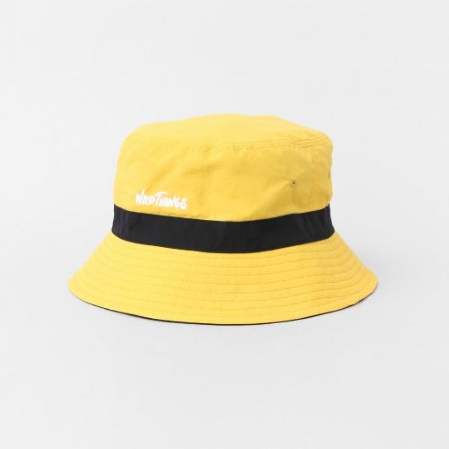 WILD THINGS×DOORS 別注Reversible Bucket HAT