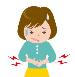 寝起きに腹痛はなぜ?実は朝は腹痛になりやい時間帯なのです!