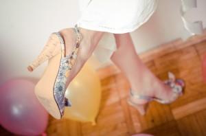 美しい足に・・