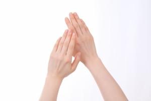 美しい指先