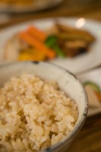 a0027_002663 玄米 ご飯