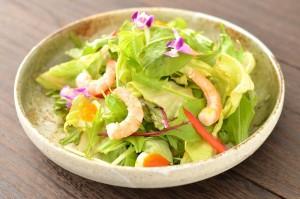 パワーサラダで健康維持。普通のサラダとは何が違うの?