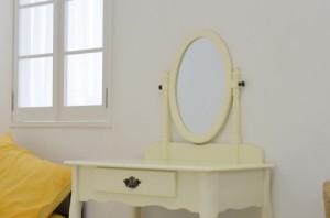 a0002_009351 鏡台 ドレッサー 化粧 room 部屋 寝室 窓