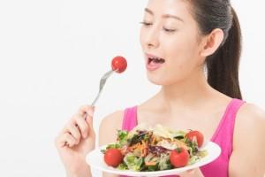 セロリを食べてストレス解消