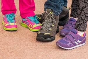 足に合った靴を履こう