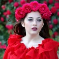 ピンク色やバラの香りで女性ホルモンUPして色気のある女性になりたい!!