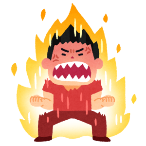 火事場の馬鹿力、パワーの出所はどこにある?