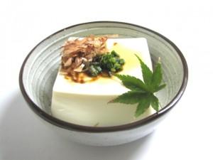 豆腐は満腹感を得ることが出来ます