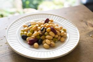 水煮なら豆も調理が簡単に出来ます!